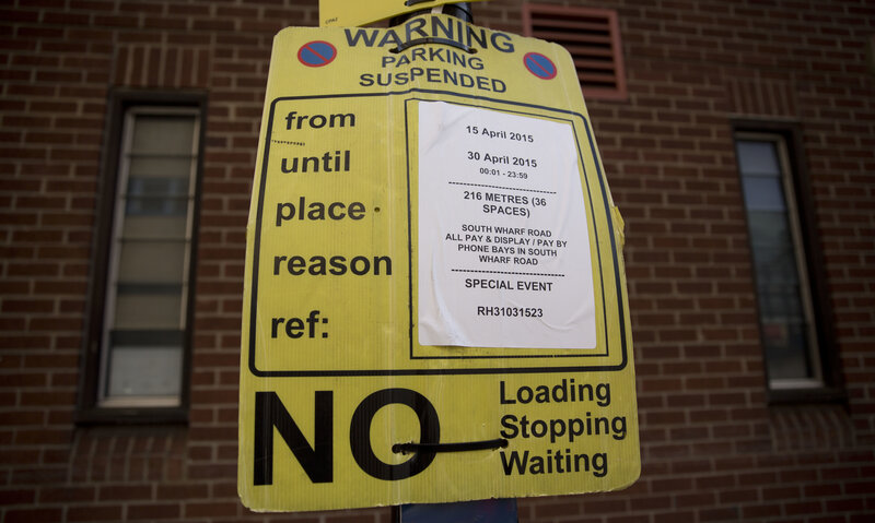 Robot Lawyer' Makes The Case Against Parking Tickets : NPR