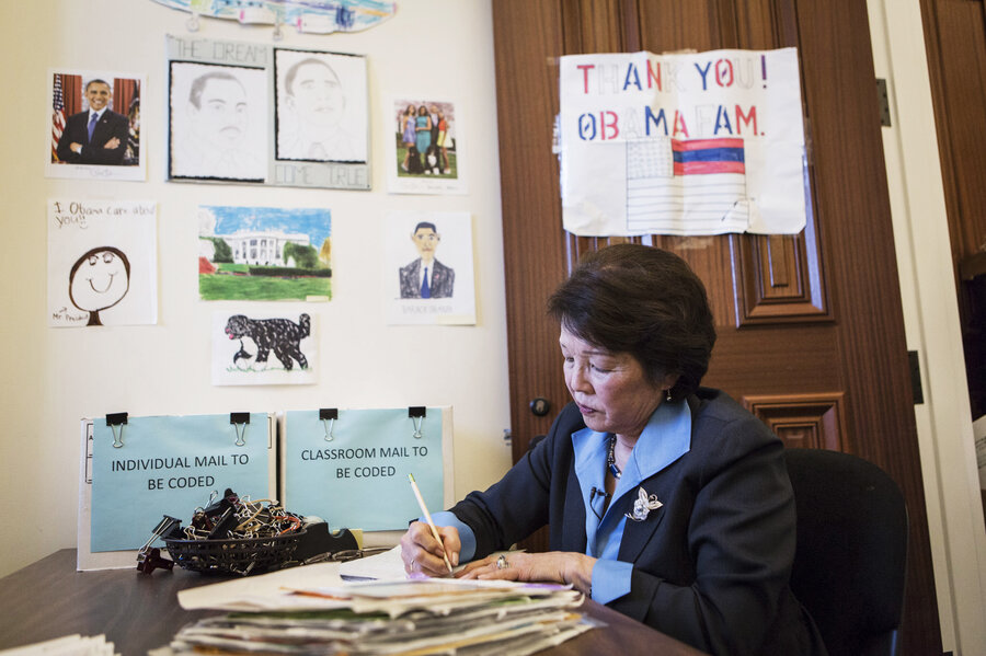 Dear Mr. President: Obama Staff Mobilizes To Answer Kids\' Letters : NPR
