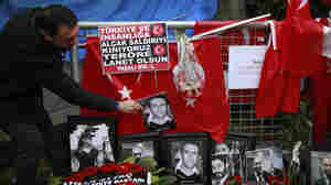 Suspect In Istanbul Nightclub Attack Has Confessed, Say Turkish Officials