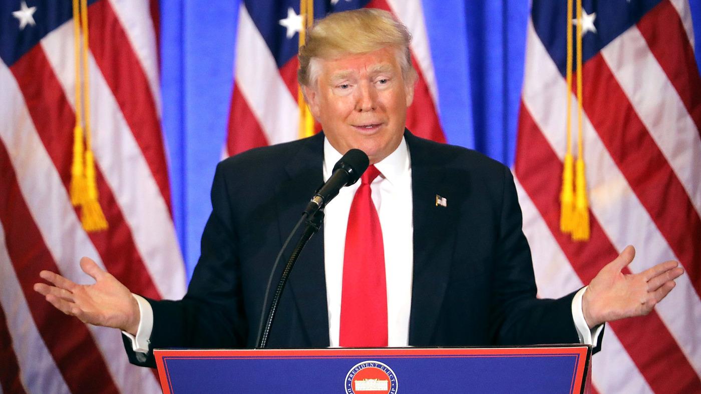 donald trump präsidentschaftswahl