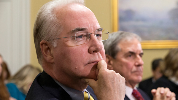 Rep. Tom Price, R-Ga., has said that the Affordable Care Act interferes with physicians