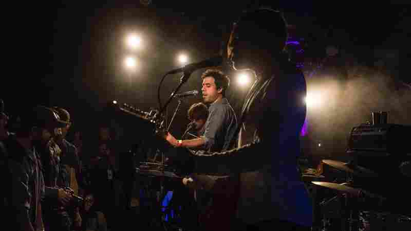 Watch Wolf Parade Play 'Mr. Startup' Live At Pickathon