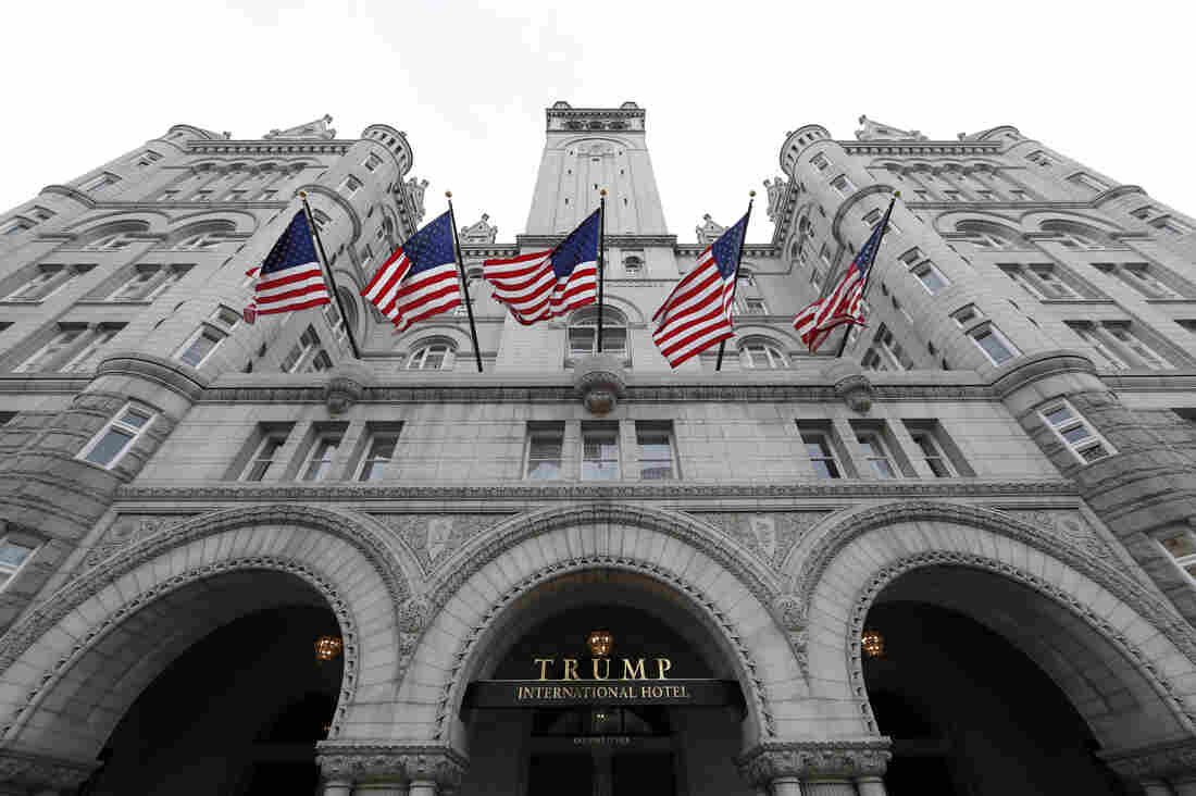 Trump's D.C. Hotel Was Losing Money Before He Won The Election