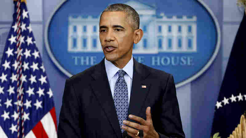 At Final White House Press Conference, Obama Offers Both Reflections And Rebukes
