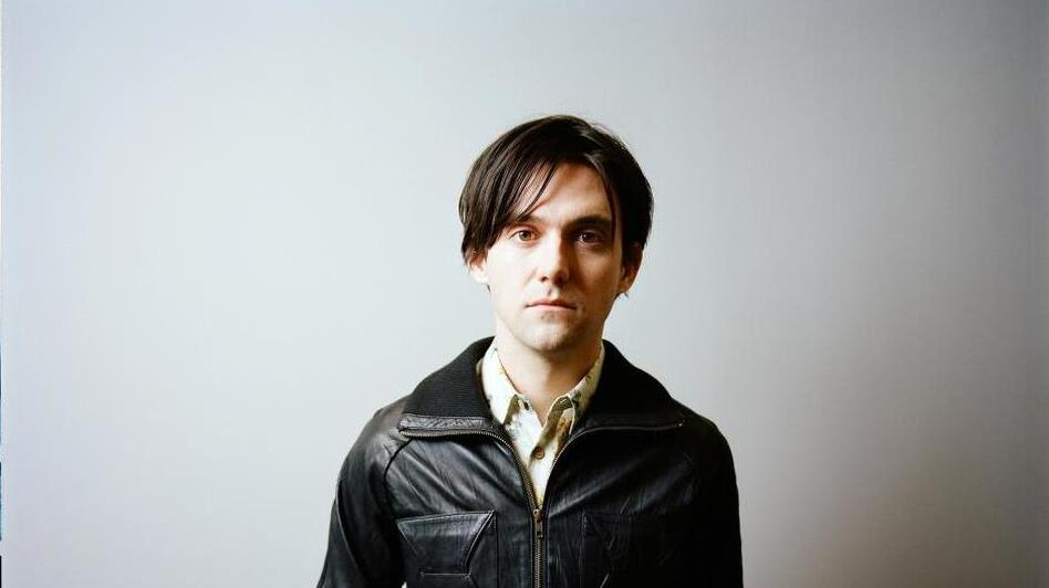 Conor Oberst's new album, Salutations, comes out March 17. (Courtesy of the artist)