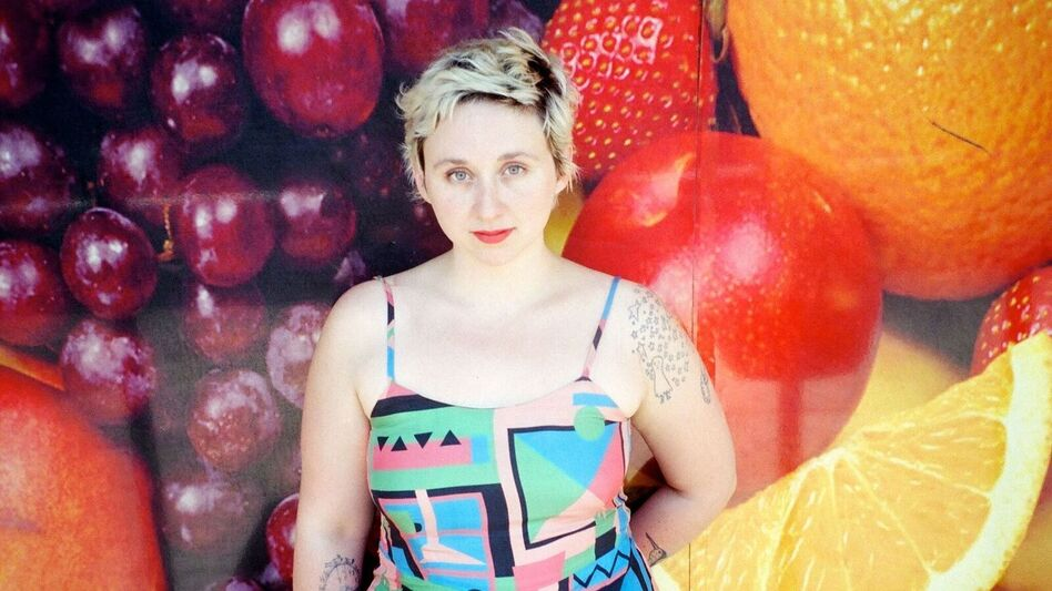 Allison Crutchfield's new album, Tourist In This Town, comes out January 27. (Courtesy of the artist)