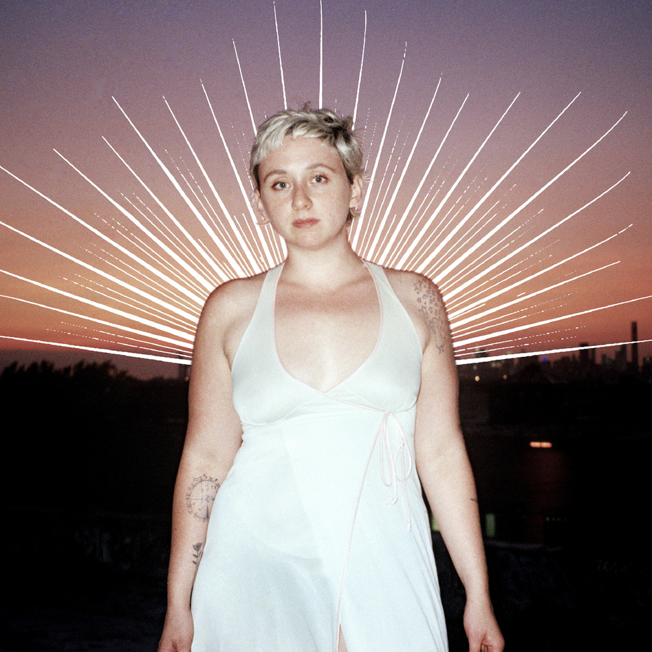 Allison Crutchfield, Tourist In This Town. (Courtesy of the artist)