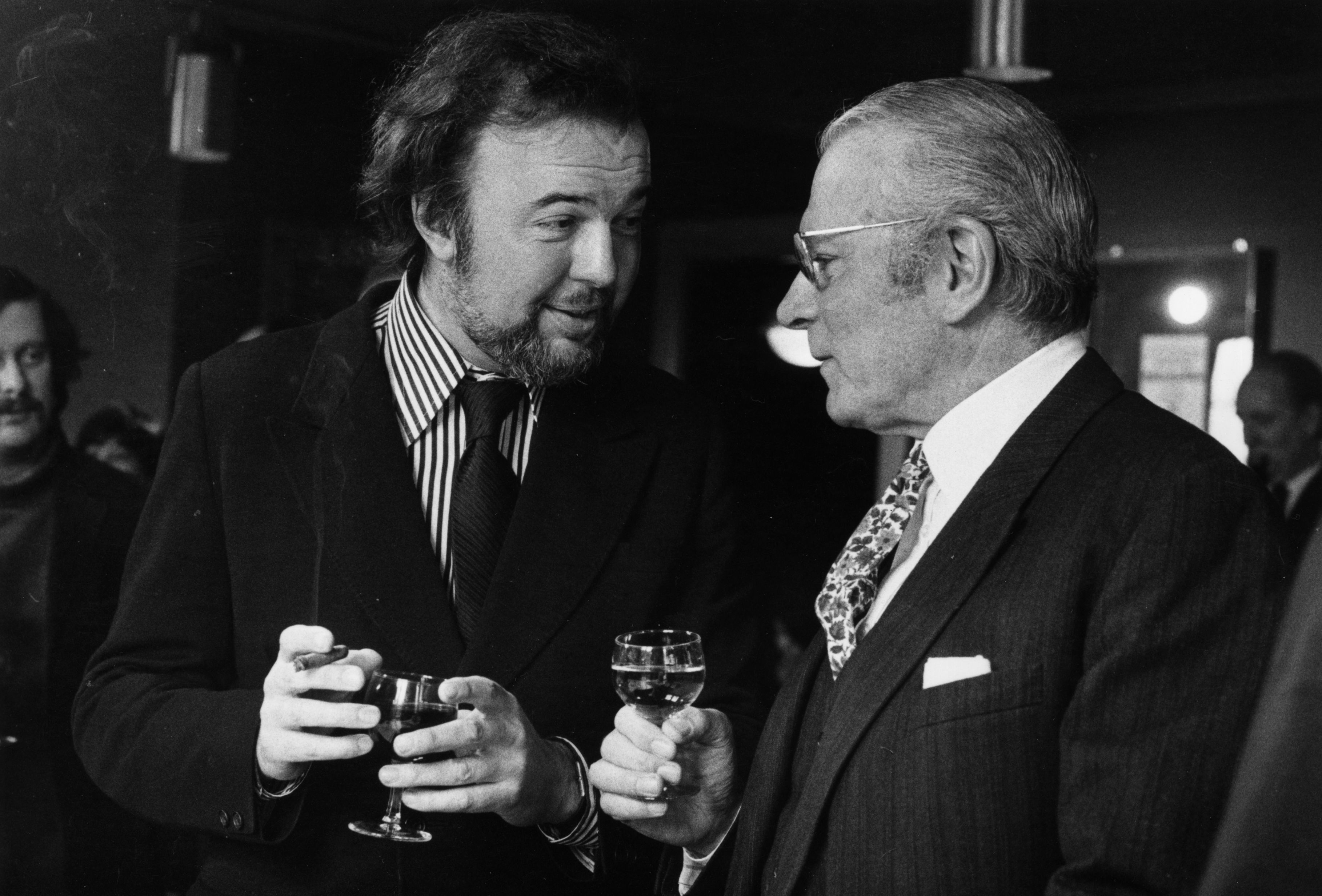 Image for Director Peter Hall, A Champion Of British Theater, Dies At 86 Article