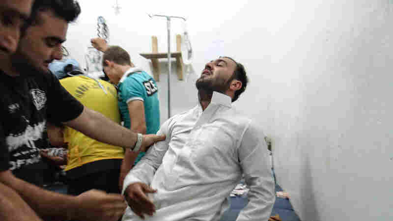 Doctors And Nurses Of Aleppo Wonder What To Do Next