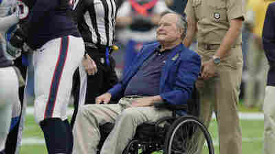 George H.W. Bush In Intensive Care; Barbara Bush Also Hospitalized
