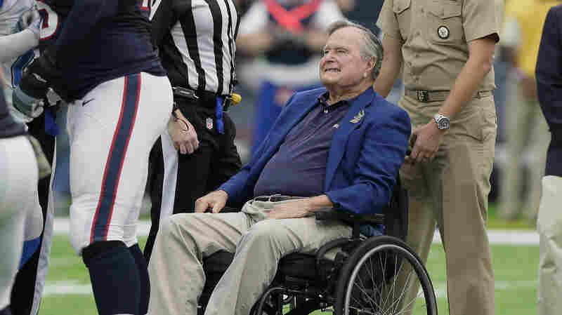 George H.W. Bush In Intensive Care; Barbara Bush Also Hospitalized
