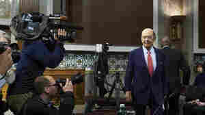 Ex-Democrat Wilbur Ross Makes Some Republicans Nervous At Confirmation Hearing