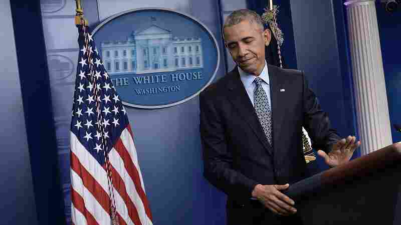 Obama's Final Press Conference As President, Annotated