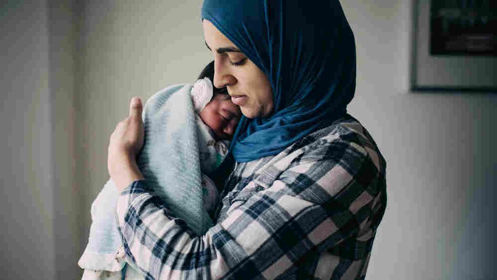 Kangaroo Care Helps Preemies And Full Term Babies, Too