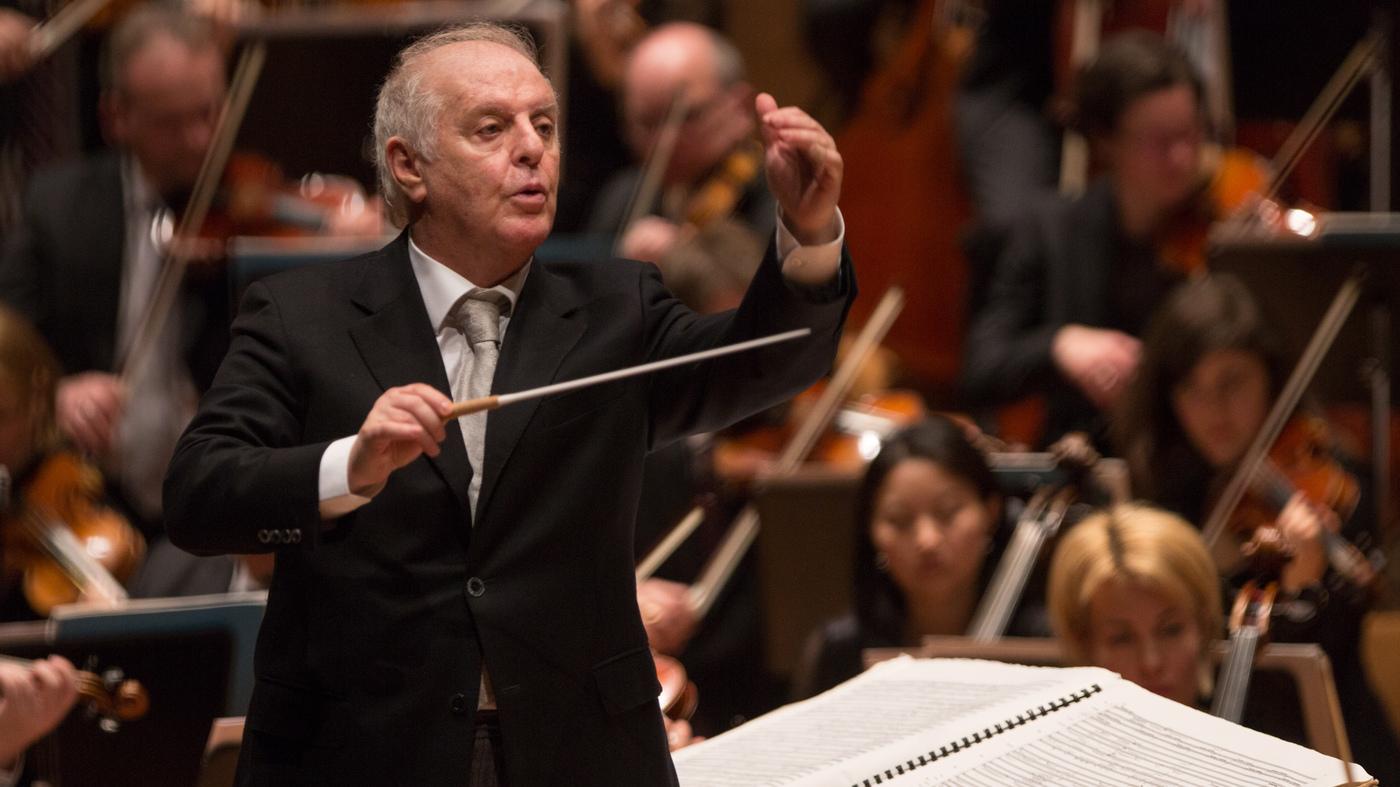 Why Bruckner Matters: A Listener's Guide With Daniel Barenboim