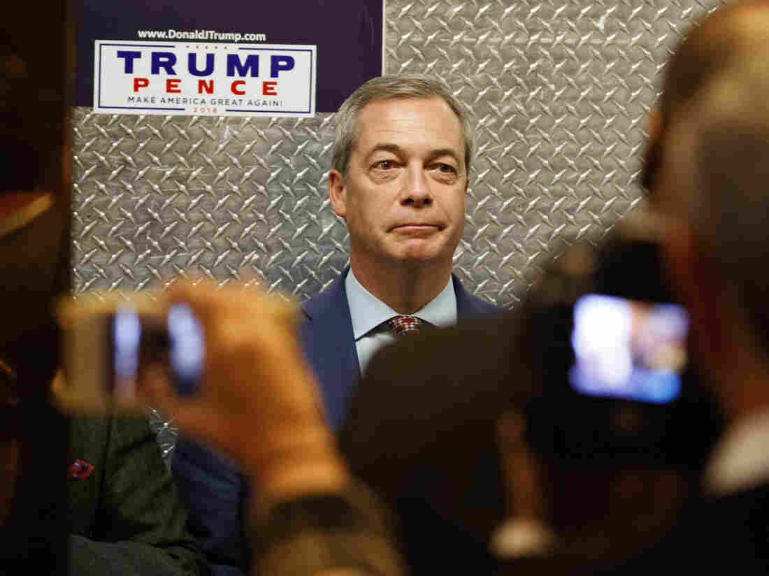 Fox News Signs Nigel Farage, Architect of Brexit