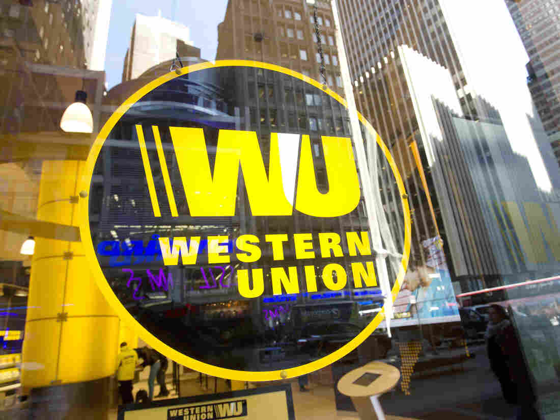 Western Union Will Pay $586 Million For Aiding In Wire Fraud, Other Violations - NPR