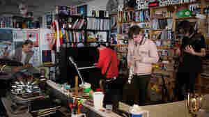 BADBADNOTGOOD: Tiny Desk Concert