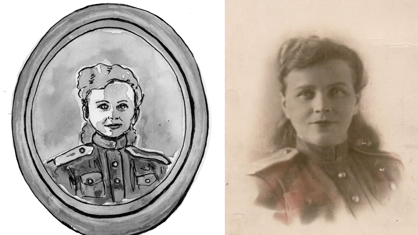 'Soviet Daughter': How A Great-Grandmother's Diary Became