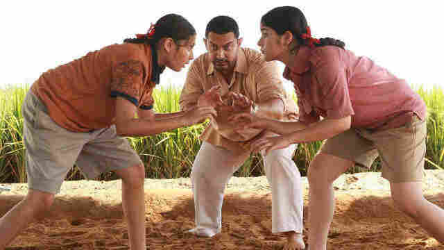 Unexpected Heroines Of An Indian Box Office Hit: Female Wrestlers