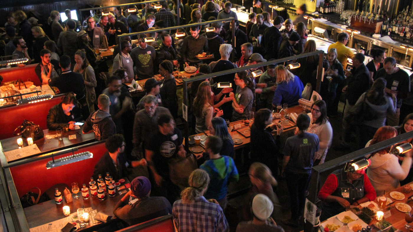 Speed Dating      For Farmers And Chefs  ISO A Perfect Local Food