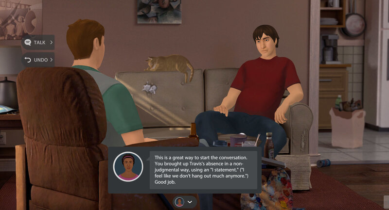 Tulanes Mental Health Meltdown Must >> An Online Game Teaches Students How To Help Depressed Peers Shots