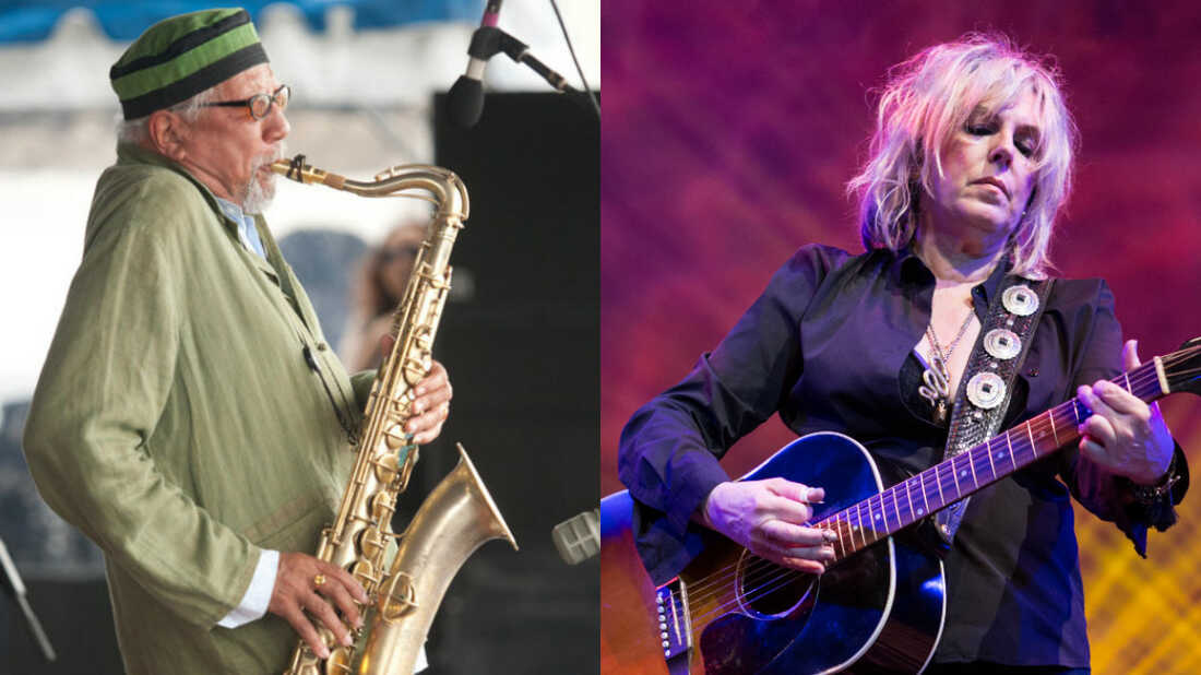 Charles Lloyd, Lucinda Williams Cover Bob Dylan's 'Masters Of War'