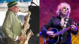 Charles Lloyd, Lucinda Williams Cover Bob Dylan's 'Masters Of War'