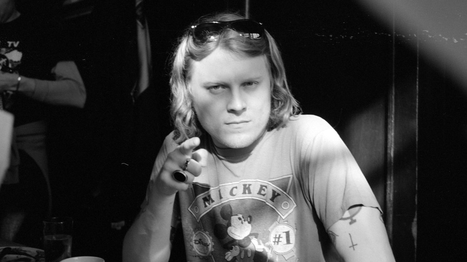 Ty Segall's new, self-titled album comes out January 27. (Courtesy of the artist)