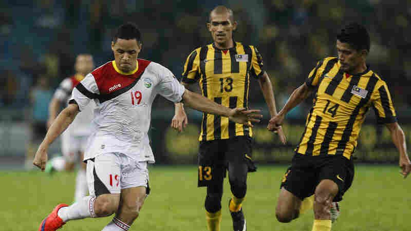 East Timor's Soccer Team Booted From Asian Cup For Fake Document Scheme