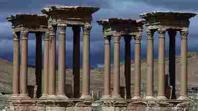 ISIS Destroys Ancient Theater, Tetrapylon In Palmyra, Syria Says