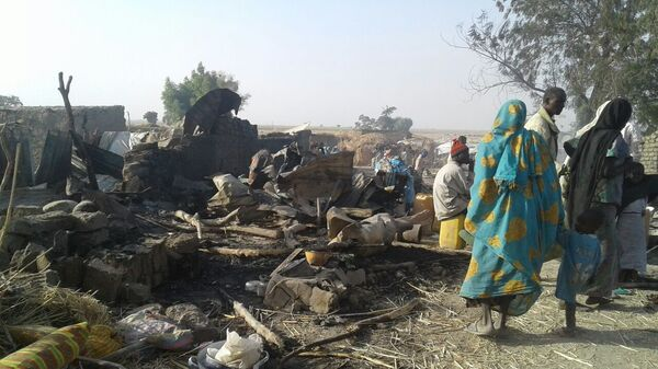 Death Toll From Nigerian Strike On Displaced Persons Camp Rises To 90: Aid Group