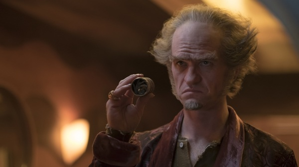 Gorey Details: Neil Patrick Harris plays the evil, vainglorious Count Olaf to the hilt in the Netflix black comedy series.