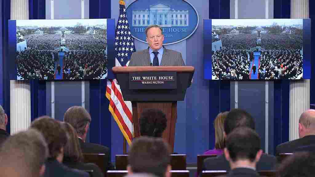 Dippin' Dots Responds To Sean Spicer With An Ice-Cold Burn