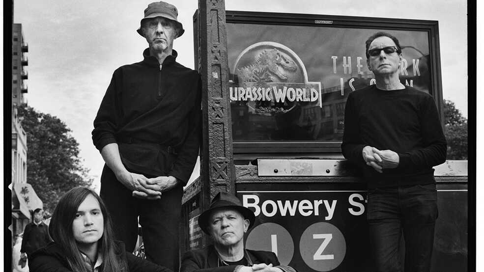 Wire Set To Release New Album; Hear 'Short Elevated Period'