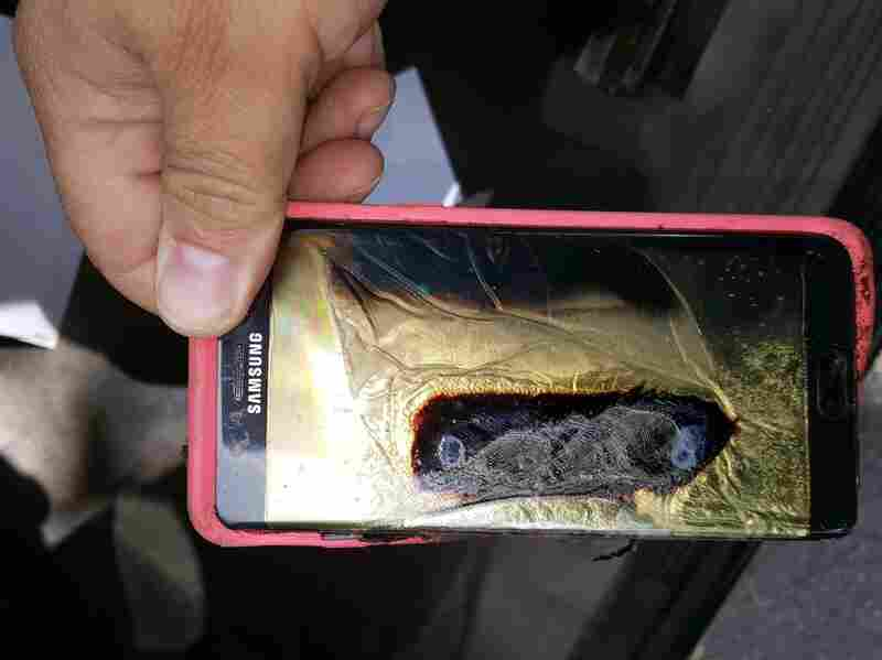 Samsung confirms Note 7 batteries to blame, implements new safety checks