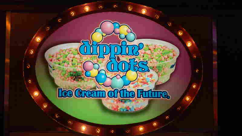 Dippin' Dots Beef Puts White House Press Secretary On The Spot