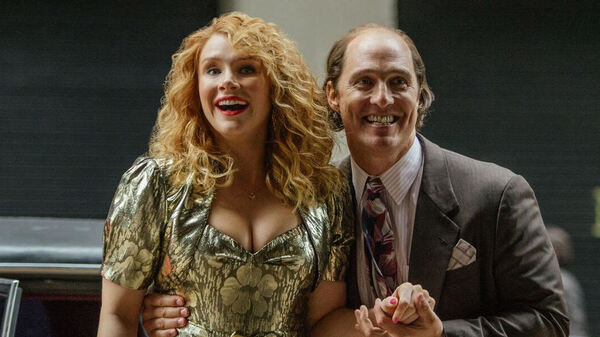 Bryce Dallas Howard and Matthew McConaughey — yes, really — star in Gold.