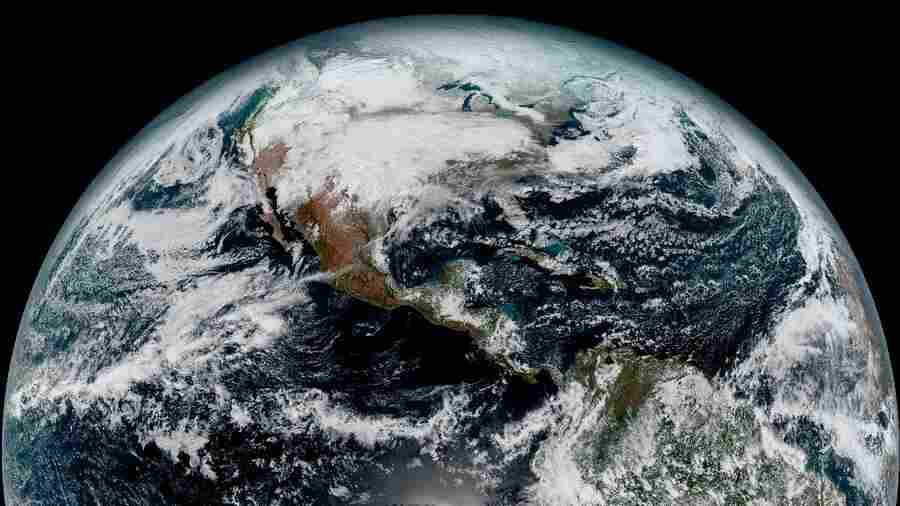 'Like High-Definition From The Heavens'; NOAA Releases New Images Of Earth