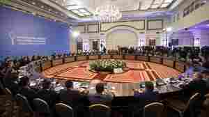 Cease-Fire Talks Between Syria And Opposition Begin In Kazakhstan