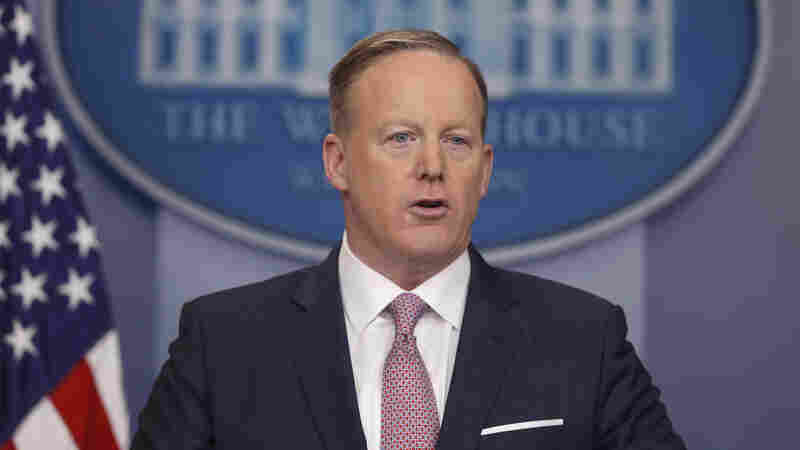 Trump's Press Secretary Tries For A Reset, But Goes On To Lament Negative Narrative