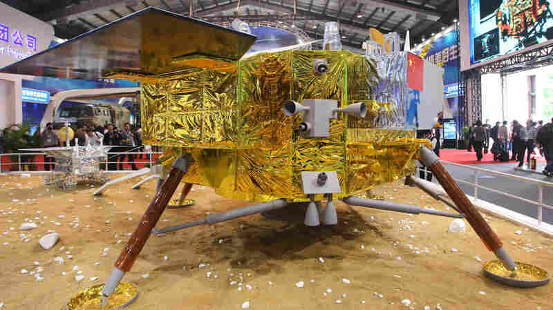 China Will Launch Moon-Sampling Mission In November
