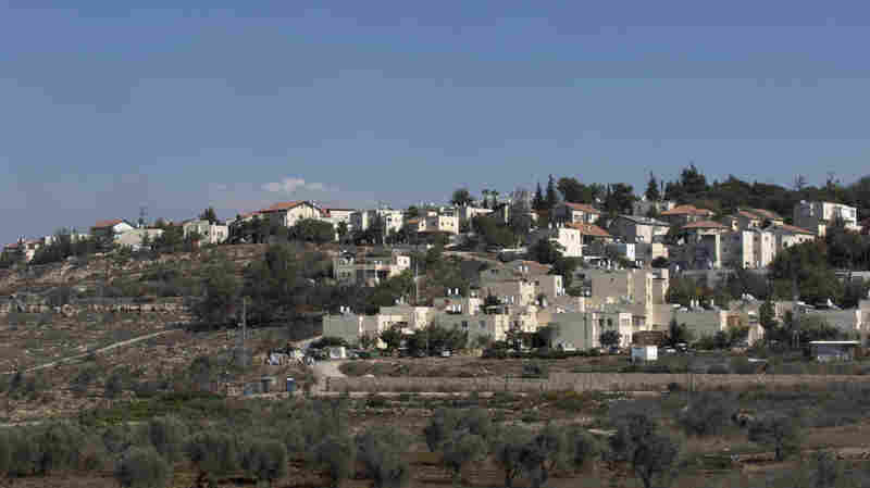 Israel Says It Will Build 2,500 New Settlement Homes In The West Bank