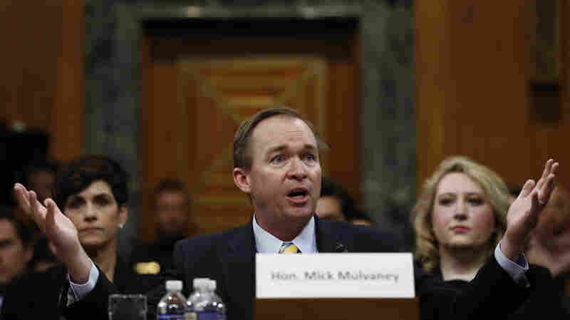Budget Director Nominee: Obama Inauguration Crowds Were Bigger Than Trump's