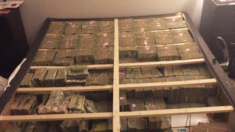 Feds Find $20 Million Hidden Under A Mattress In Massachusetts