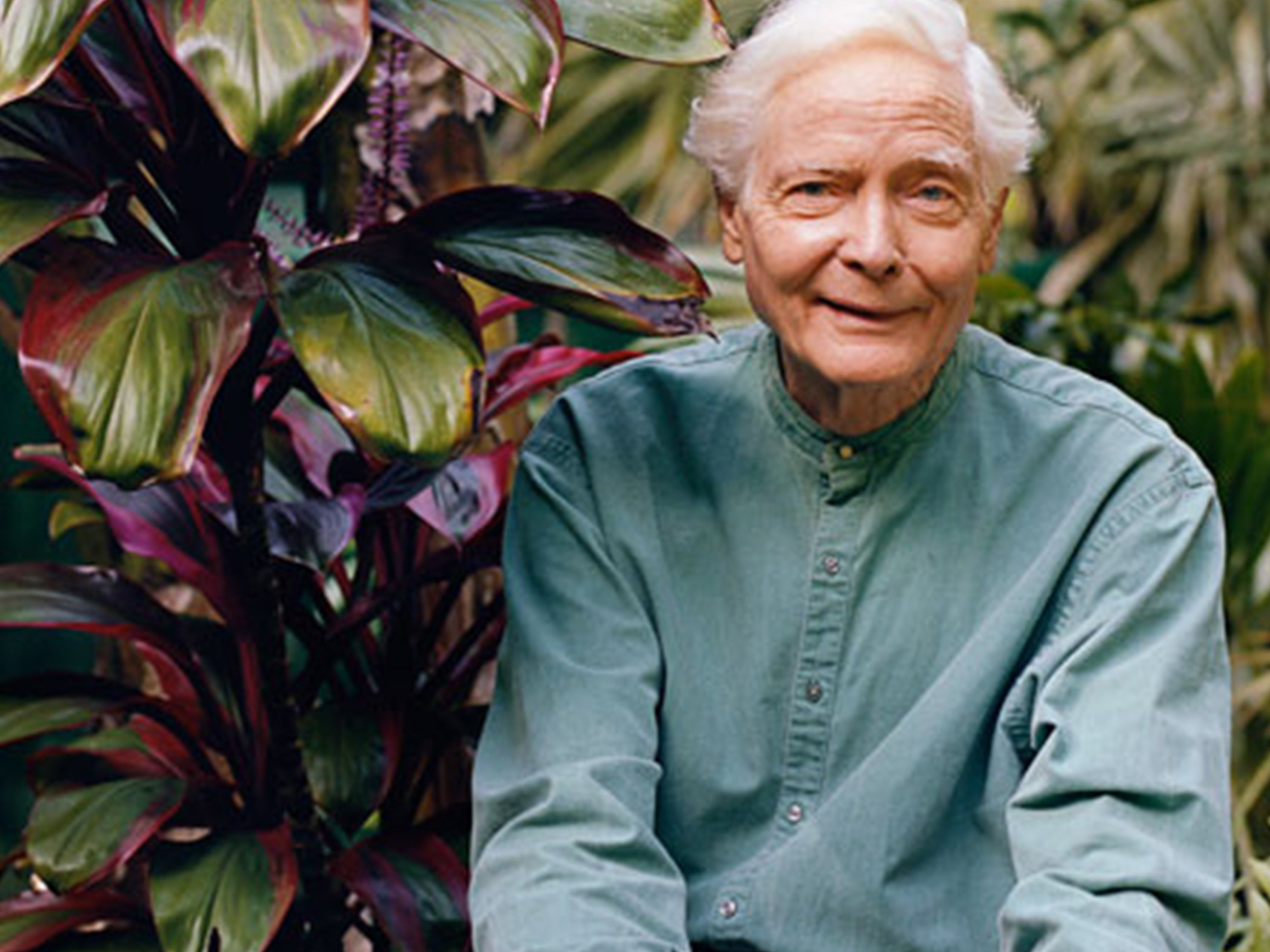 Poet W.S. Merwin, Who Was Inspired By Conservation, Dies At 91