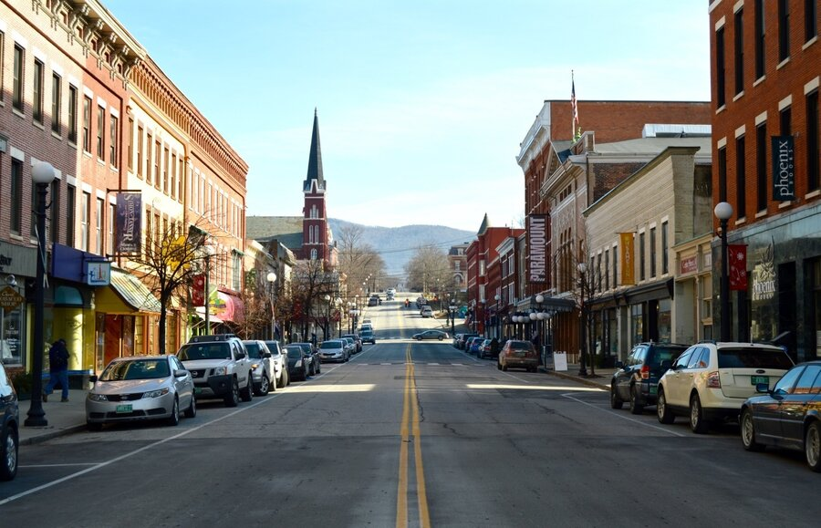 A Vermont Town In The Eye Of The Refugee Resettlement Storm