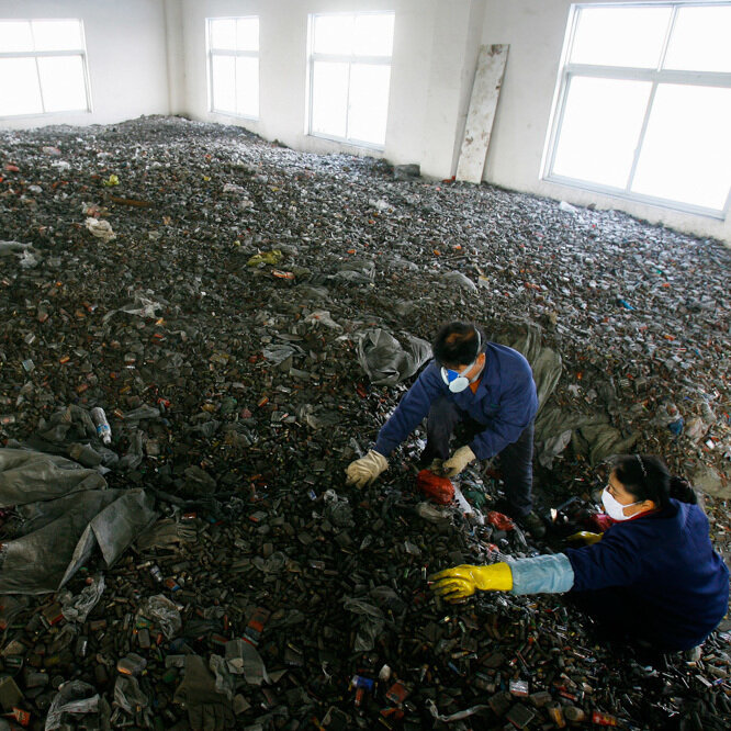Now That China Has Refused To Recycle The West's Plastics, Where