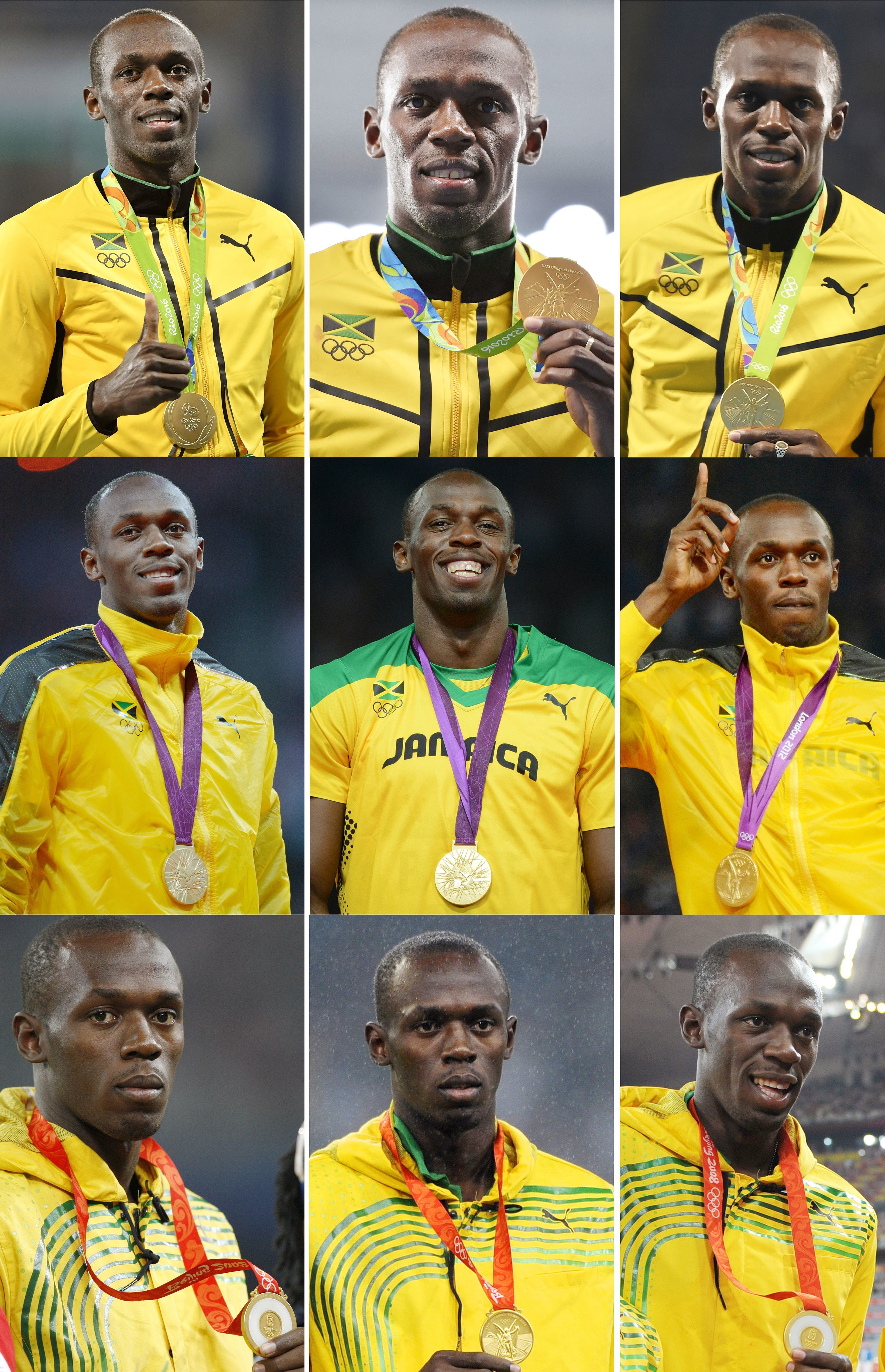 Usain Bolt Loses A Gold Medal After 2008 Teammate's Failed Test : The  Two-Way : NPR