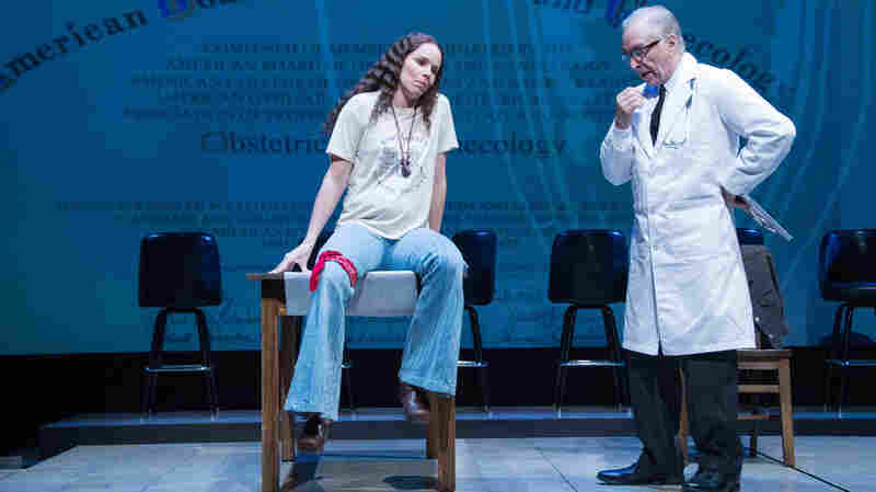 New Play About 'Roe V. Wade' Is A Prism For Looking At The American Divide